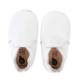 Bobux Bobux Soft Sole White Loafer