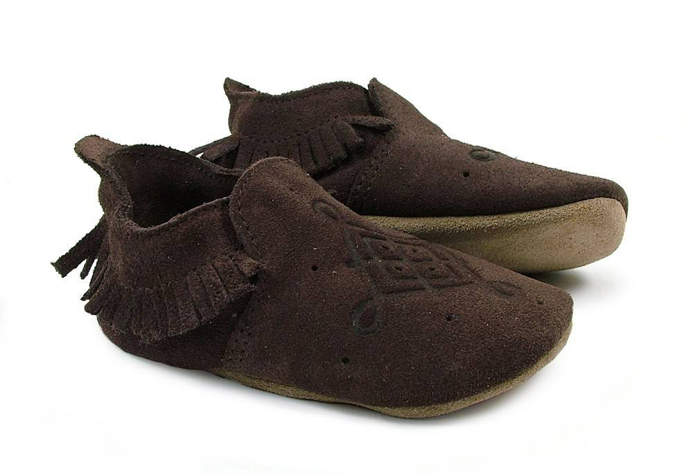 Bobux Soft Chocolate Loafer Mocassin