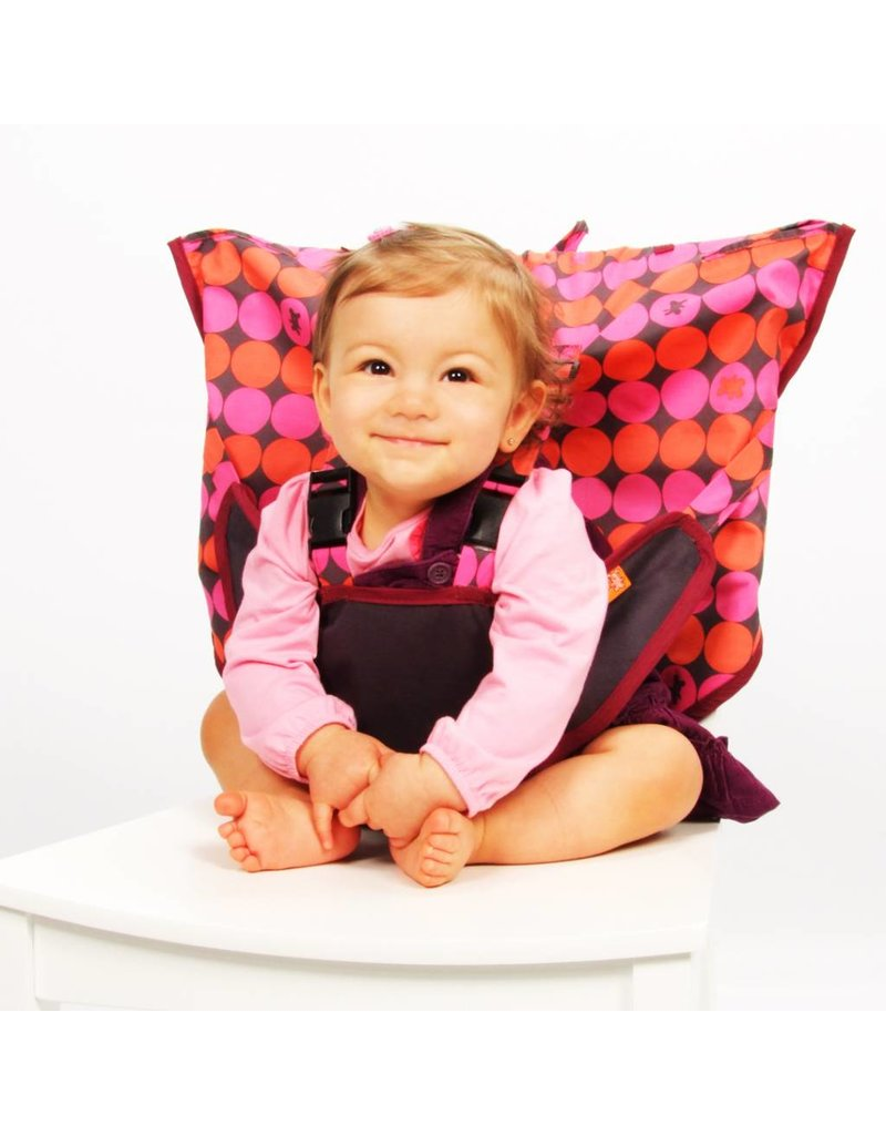 My Little Seat Fabric Travel Highchair