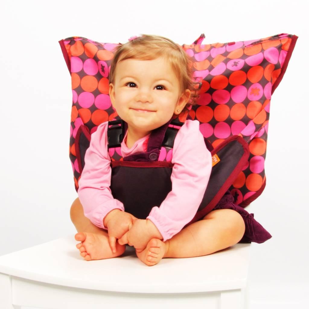 My Little Seat My Little Seat Fabric Travel Highchair