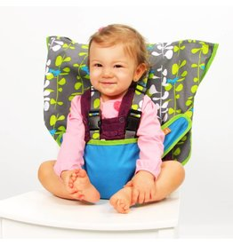 My Little Seat My Little Seat Fabric Travel Highchair