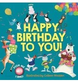 Hachette Book Group Happy Birthday To You Musical Singing Book
