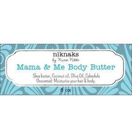 Nurse Nikki Nurse Nikki's Mama & Me Body Butter