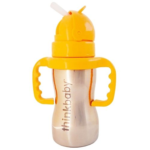 thinkbaby thinkbaby Stainless Steel Straw Cup