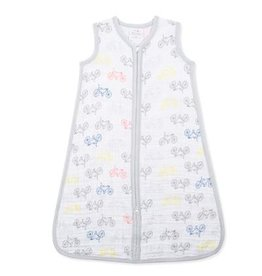 aden + anais Muslin Sleeping Bag - Leader of the Pack
