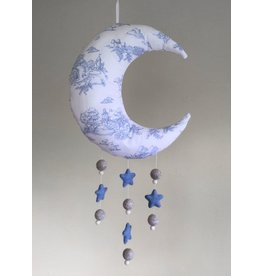 Maison Nola Storyland Toile Magical Moon Mobile