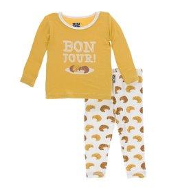 KicKee Pants KicKee Pants Longsleeve Pajama Set