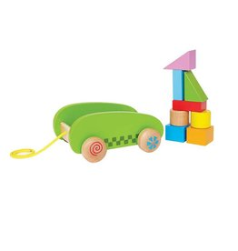 Hape Hape Mini Block & Roll