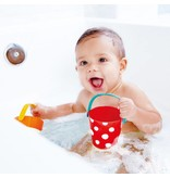 Hape Happy Buckets Bath Toys Set