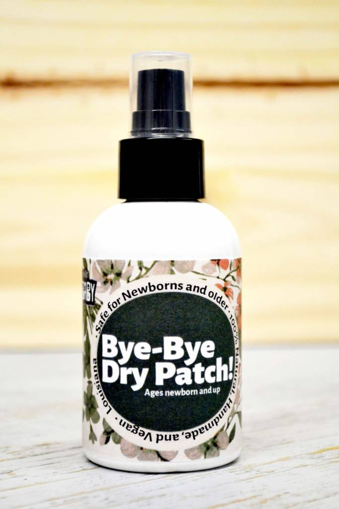Cake Face Soaping Bye Bye Dry Patch 2oz