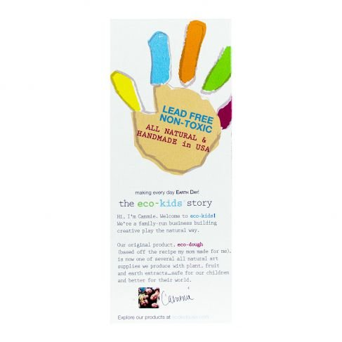 eco-kids Eco-Dough 3 pk