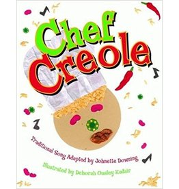Books Chef Creole