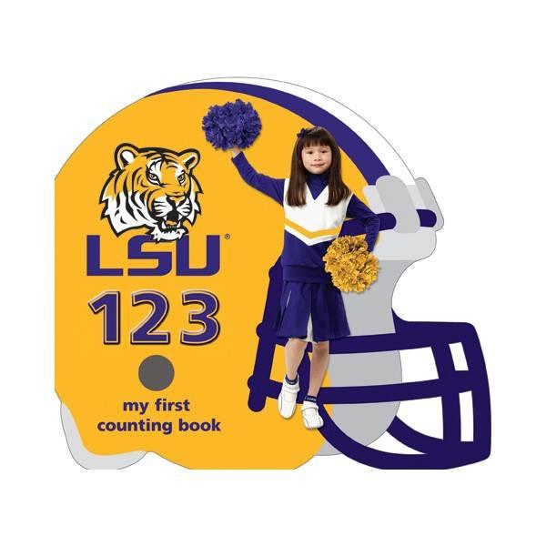 Books LSU Tigers 123