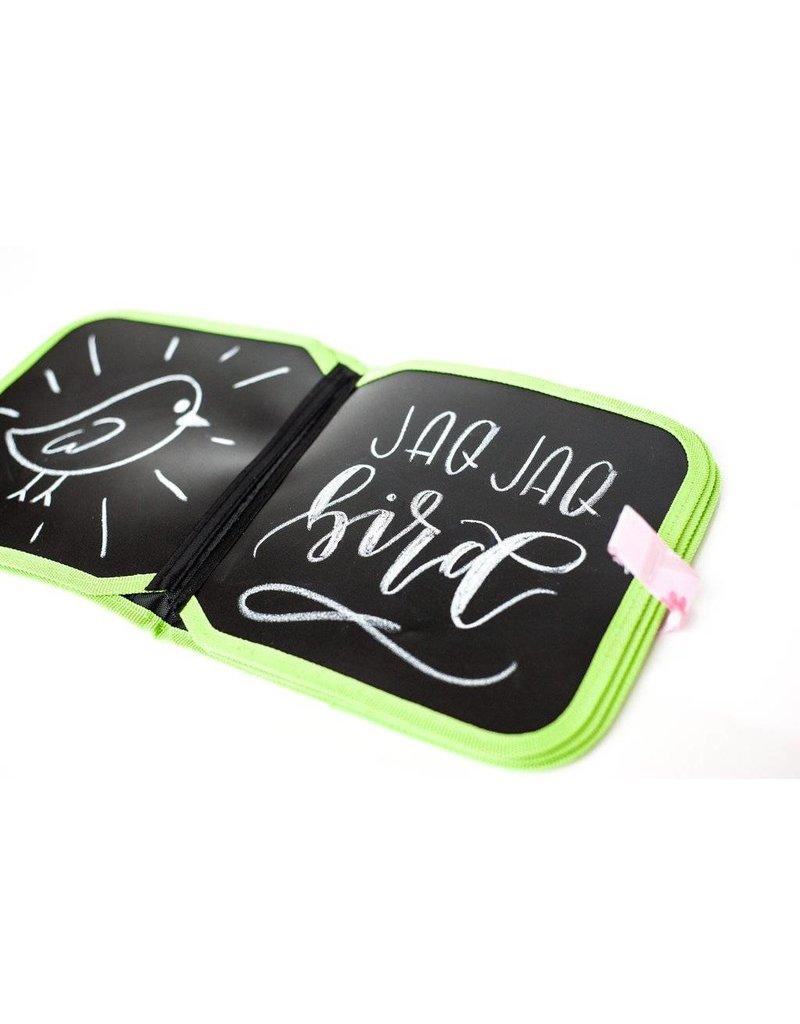 Jaq Jaq Bird Jaq Jaq Bird Color It Book Aeroplane