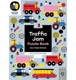 Hachette Book Group Traffic Jam Puzzle Book