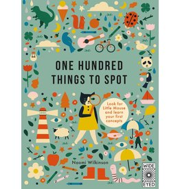 Hachette Book Group One Hundred Things To Spot