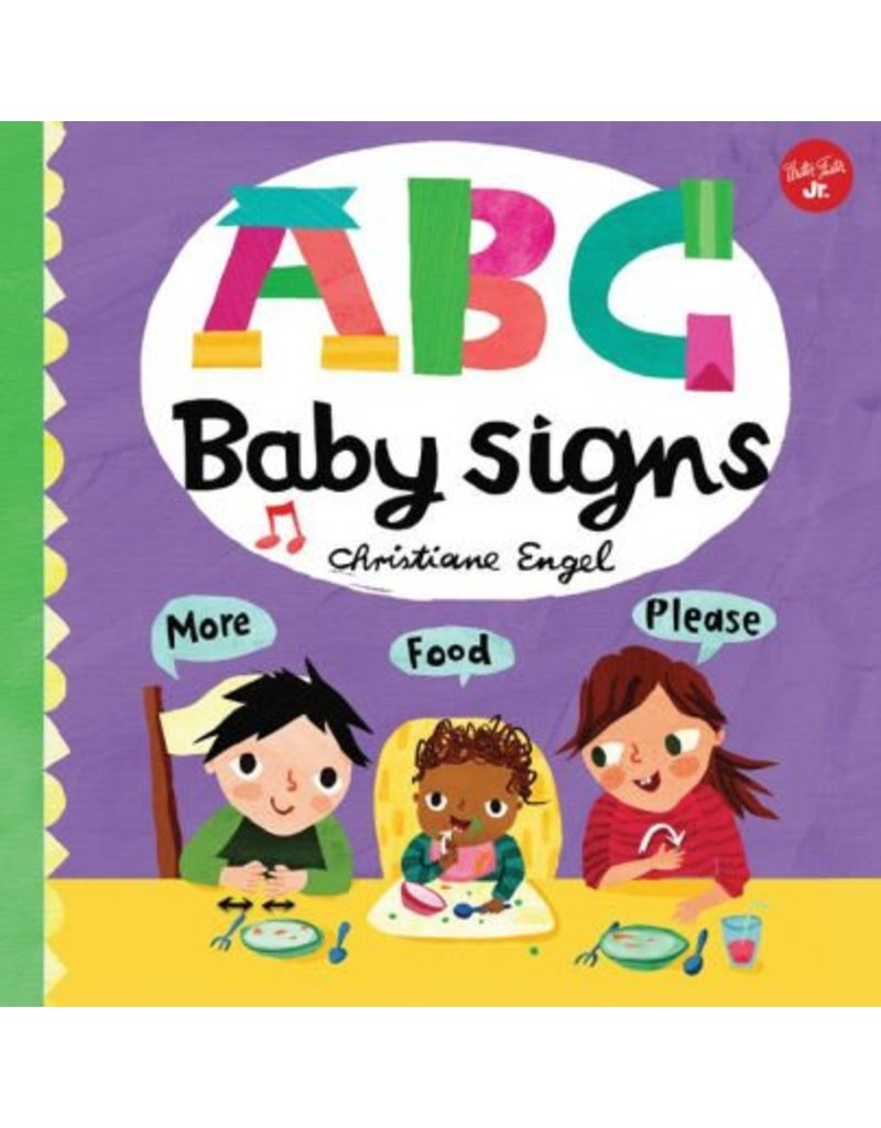 Hachette Book Group ABC Baby Signs
