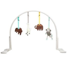 Finn + Emma Organic Wood Play Gym