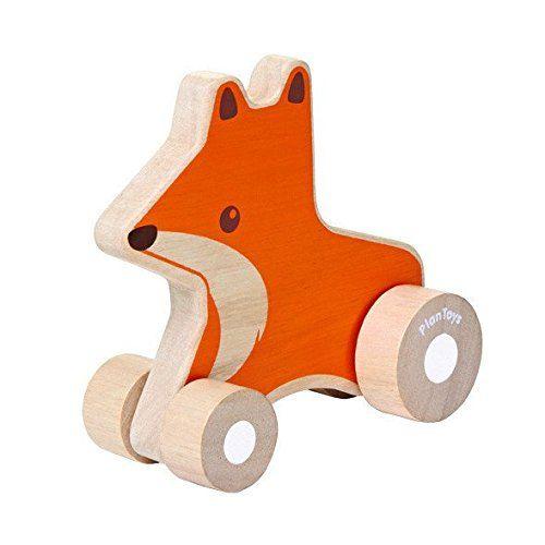 PlanToys Fox Wheelie