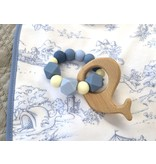 Maison Nola Animal Silicone Bead Teether