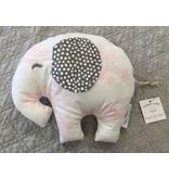 Maison Nola Storyland Toile Elephant Pillow