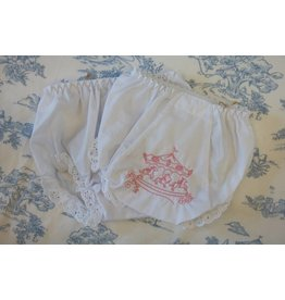 Maison Nola Storyland Carousel Embroidered Bloomers