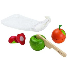 PlanToys Fruit Set