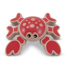 Twisting Crab