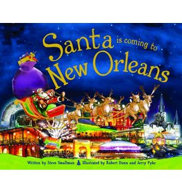 Santa is Coming to New Orleans