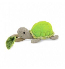 Apple Park Organic Crawling Teething Turtle