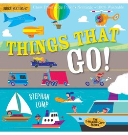 Indestructibles: Things That Go