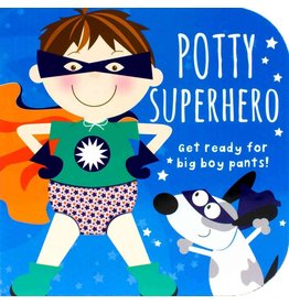 Books Potty Superhero