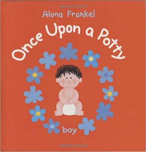 Books Once Upon a Potty-Boys