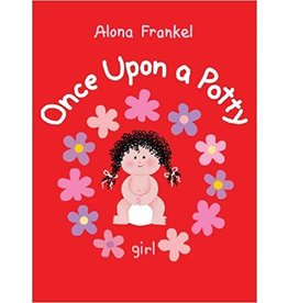 Books Once Upon a Potty-Girls