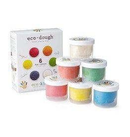 eco-kids Eco-Dough 6-pk