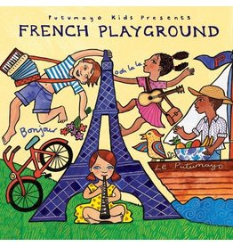 putumayo French Playground Music CD