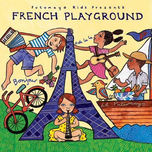 putumayo French Playground Music CD