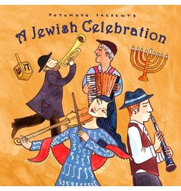 putumayo A Jewish Celebration Music CD