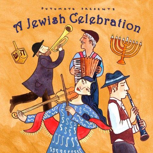 putumayo A Jewish Celebration Music CD