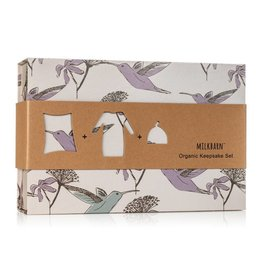 Milkbarn Keepsake Set in Hummingbird