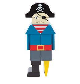 Manhattan Toys Arrgh! The Pirate Stacking Toy