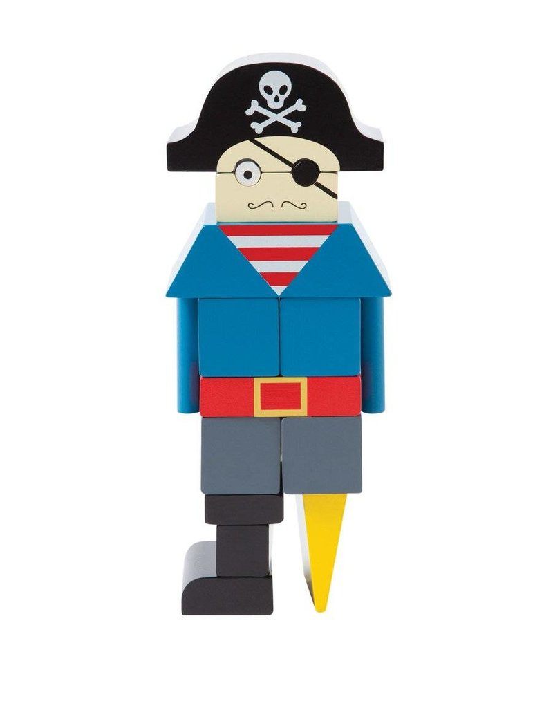Arrgh! The Pirate Stacking Toy