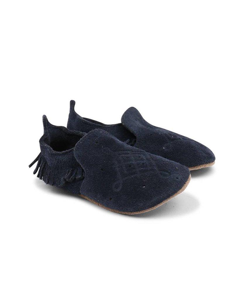 Bobux Navy Loafer Mocassin
