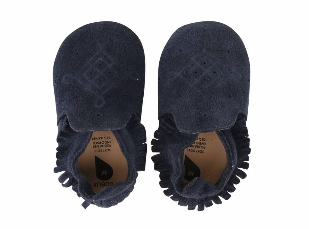 Bobux Bobux Navy Loafer Mocassin