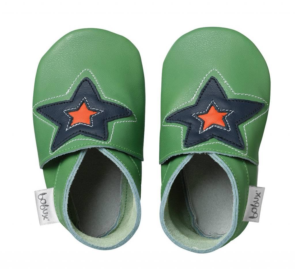 Bobux Soft Sole Shoe in Astro Star