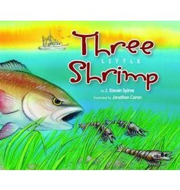 Books Three Little Shrimp