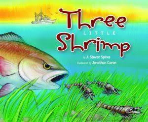 Books Three Little Shrimp