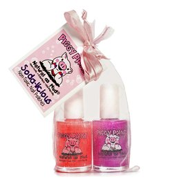 Piggy Paint Piggy Paint Mini Gift Set - Sodalicious