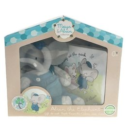 Meiya & Alvin Alvin the Elephant Mini Gift Set