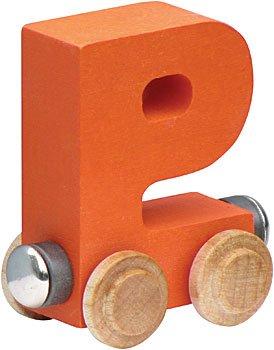 Maple Landmark Magnetic Name Trains: Letters I - P